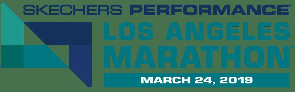 Los Angeles Marathon Logo