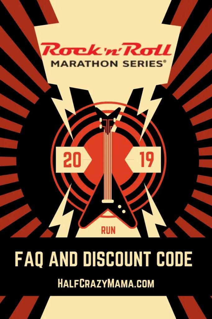 Rock n Roll Marathon Series Race Discount code