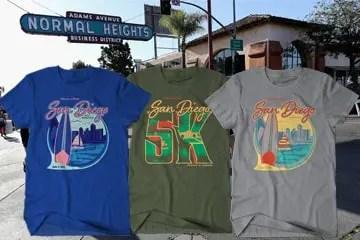 Rock n Roll San Diego shirts