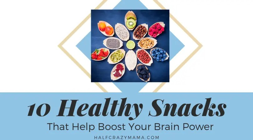 healthy snacks post image