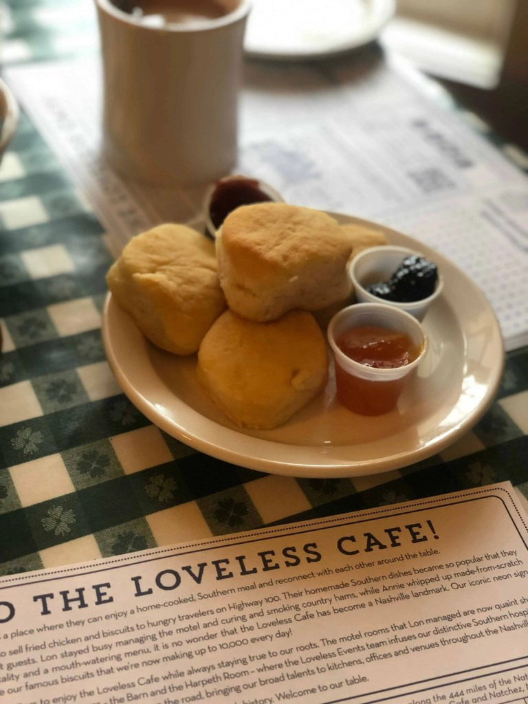 Loveless Cafe Biscuits