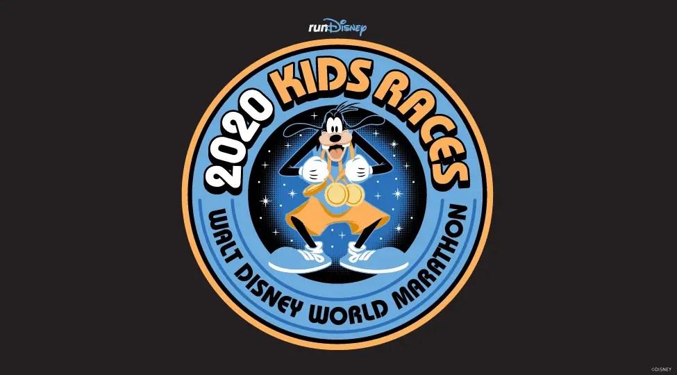 run Disney Kids Race Medal