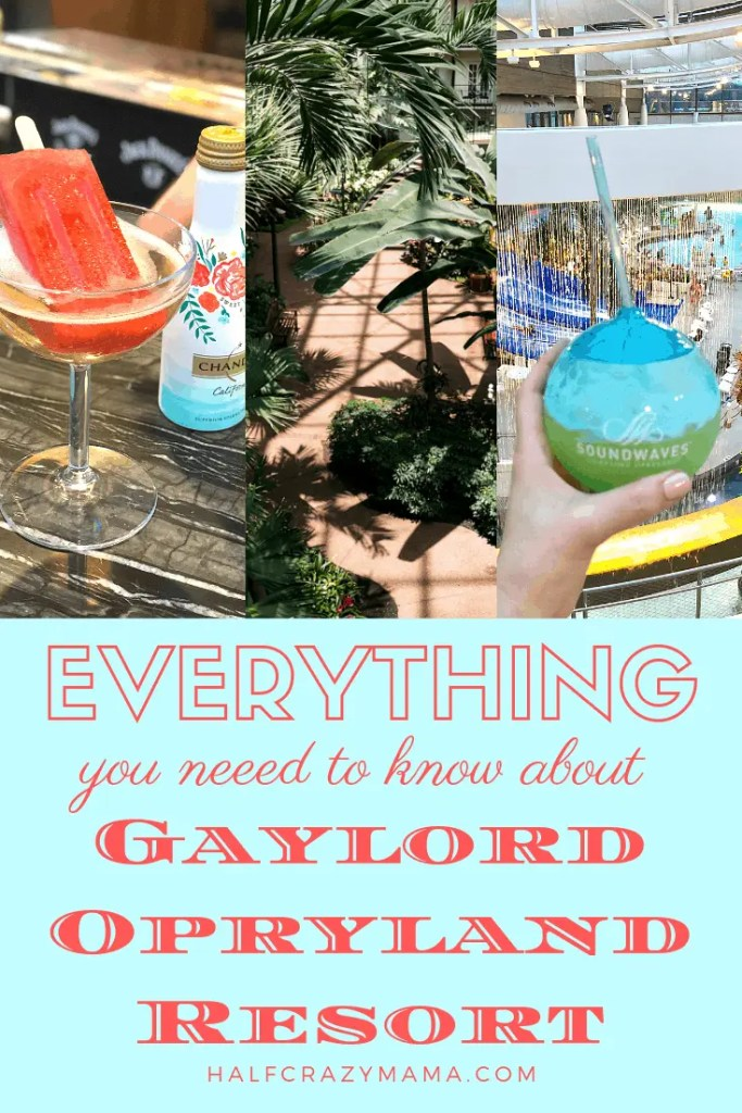 Everything About Gaylord Opryland