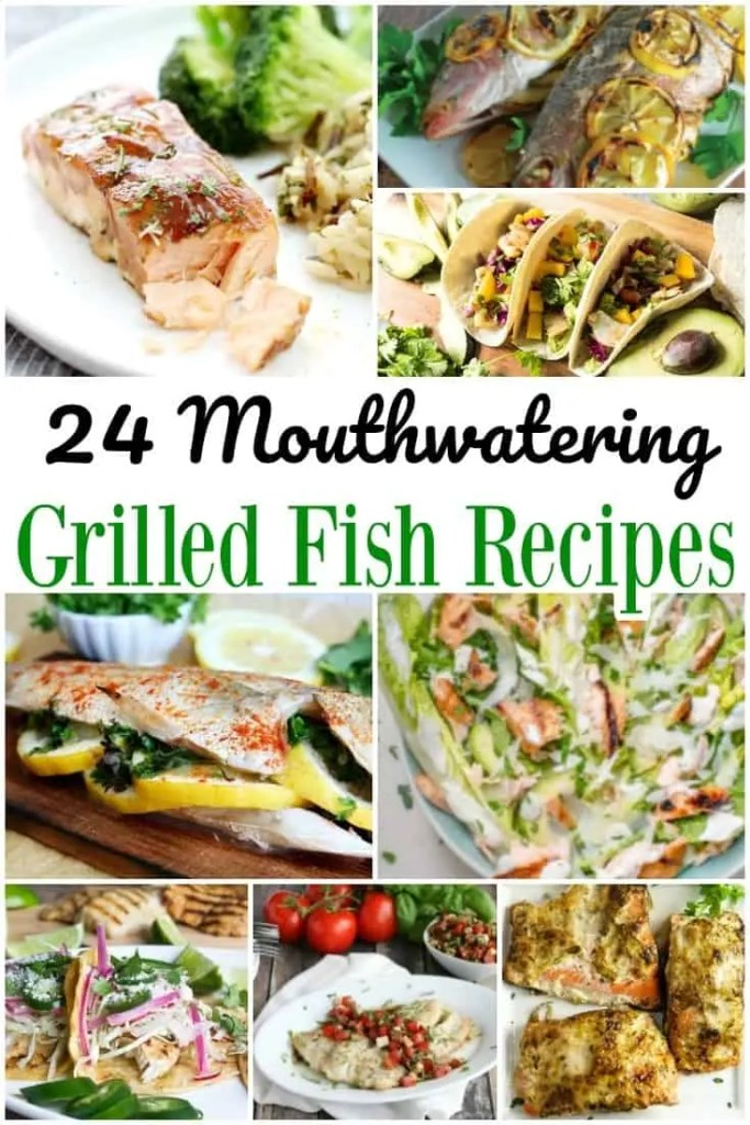 The Best Grilled Fish Recipes