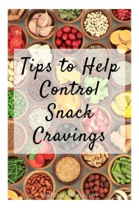 Tips to Help Control Snack Cravings