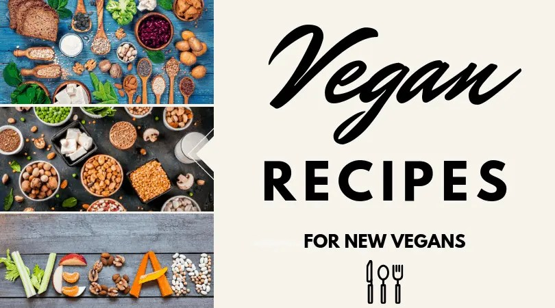 Vegan Recipes with fruits and vegetables