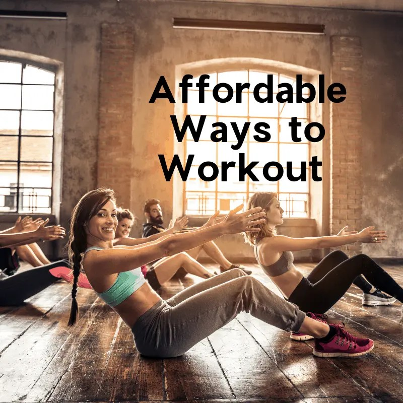 ways to workout for free