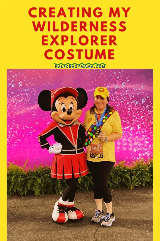 Wilderness Explorer Costume