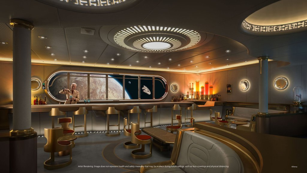 star was bar on disney cruise ship