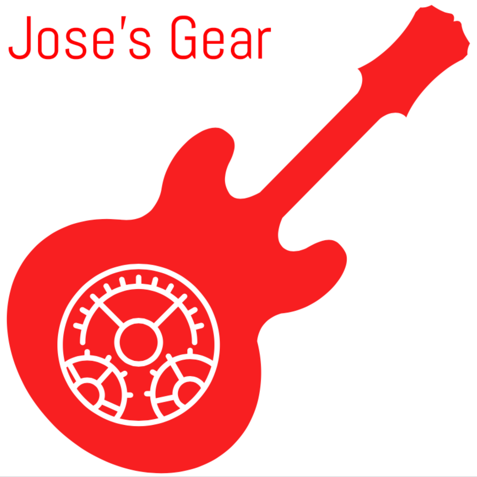 Gear Half Deaf Guitarist