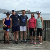 2016-05-21 Aquatic Park Virtual Half