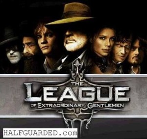 League of Extraordinary Gentleman Movie
