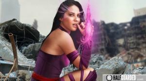 Olivia Munn Psylocke