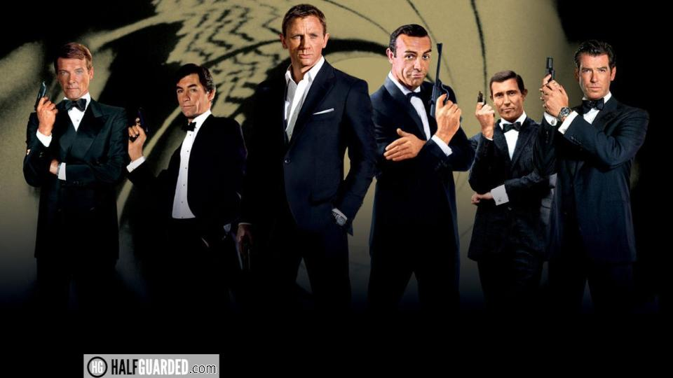 Multiple James Bond