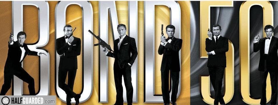 Multiple James Bond