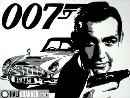 Multiple James Bond 1