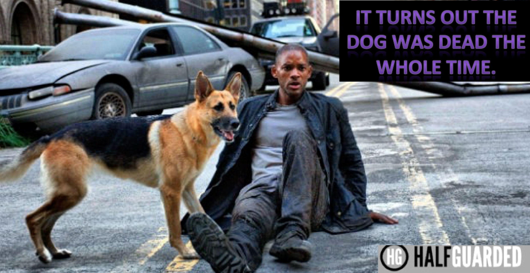 I Am Legend Sequel