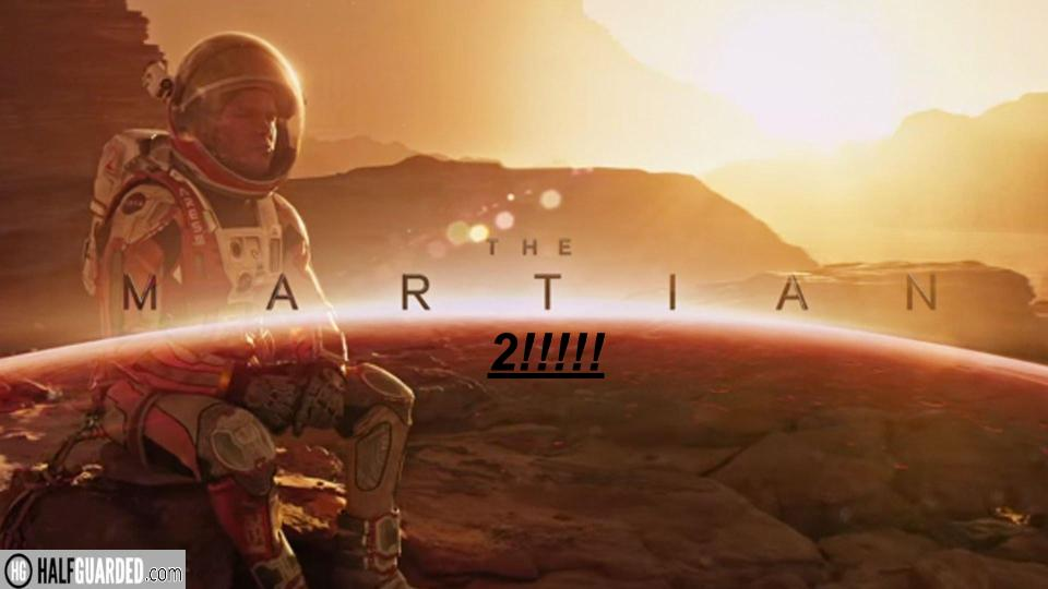 The Martian 2 Release Date