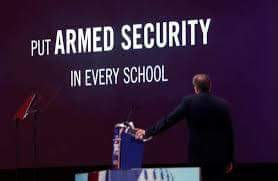 NRA Lobbies to Arm Parents With Firearms to Prevent Mass Home School Shootings.