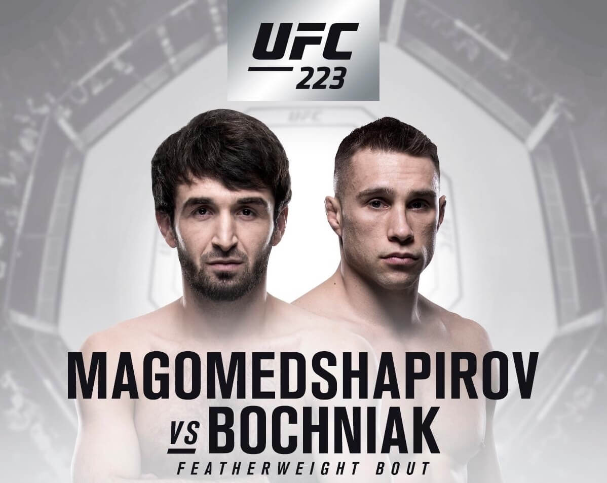 WHAT'S HAPPENING at UFC 223