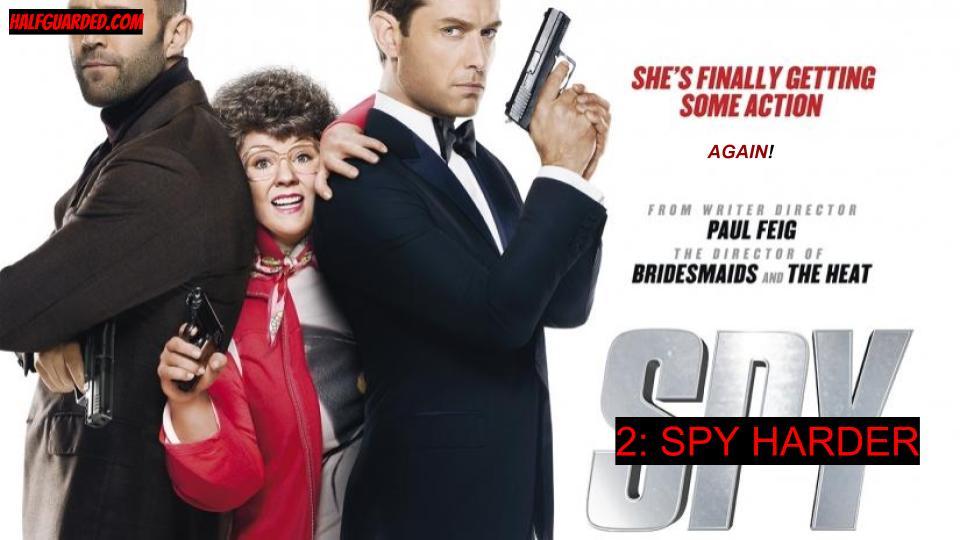 Spy (2021 Film)