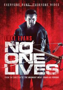 Luke Evans No One Lives Sequel