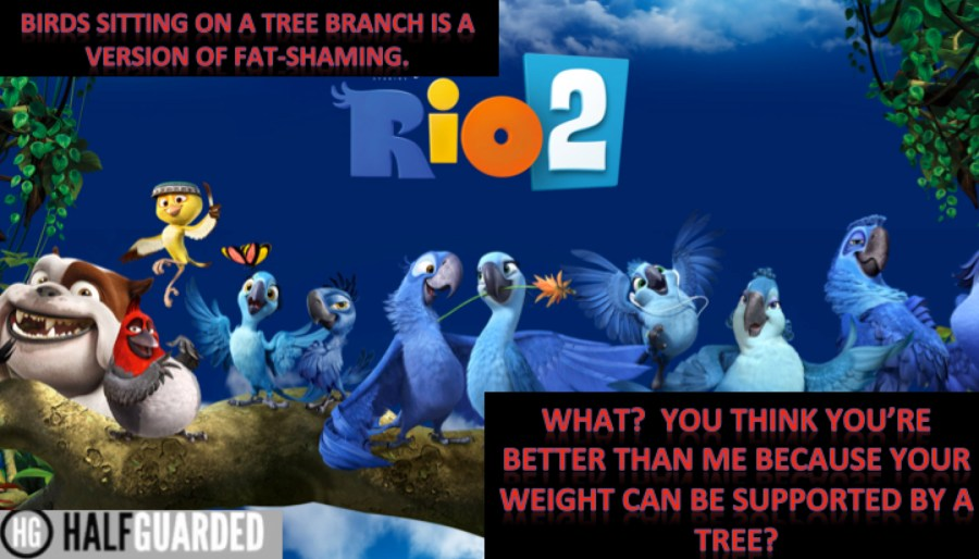 Rio 3 Poster