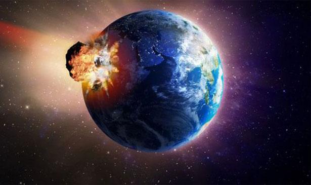 earth-collision