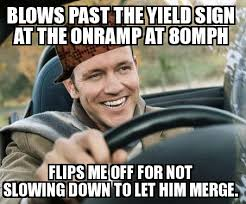 Hero. But don't flip people off.