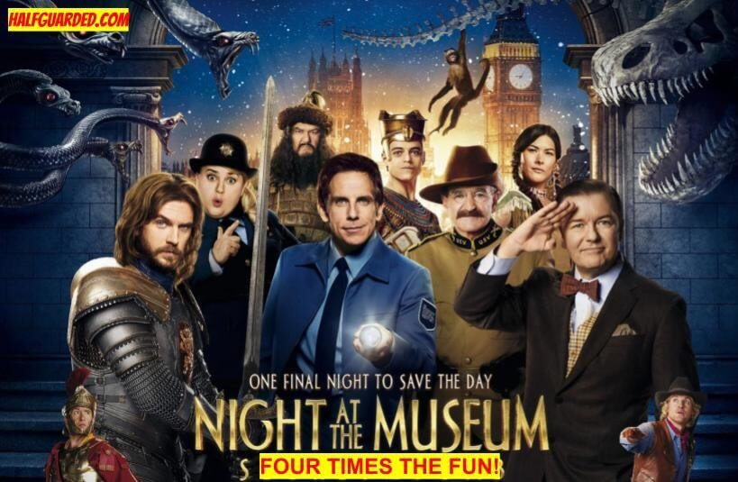 Night at the Museum 4 (2021) RUMORS, Plot, Cast, and Release Date News - WILL THERE BE Night at the Museum 4?!