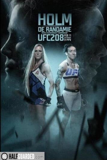 ufc 208 results and free stream