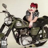 Rockabilly Jeanine-45