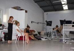 Behind the scenes-32