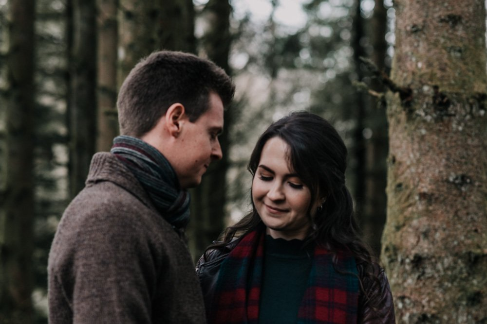 Scotland Elopement Wedding Glencoe Skye Photographer Half Light