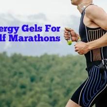 Energy Gels For Half Marathons How Many Should I Take