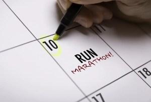 Half Marathon Race Week