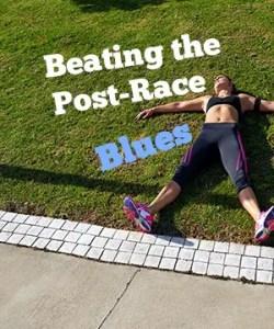 Post-Race Blues