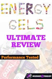 Best Energy Gels for Half Marathons