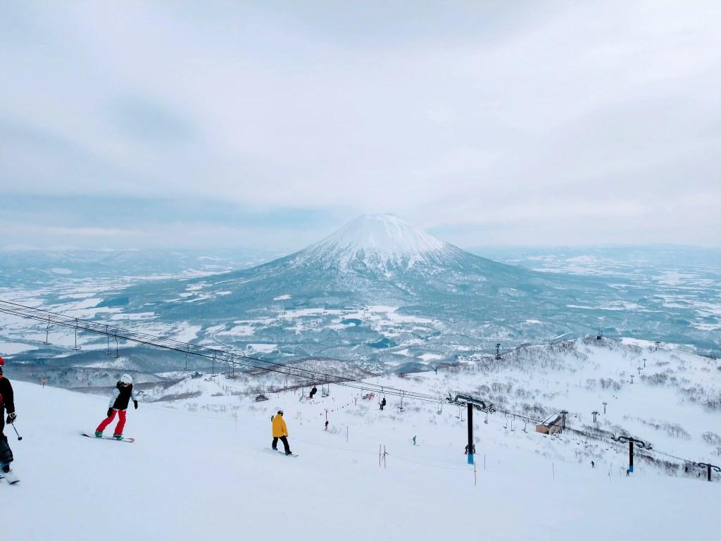 Snowboarding Trip to Niseko, Hokkaido, Japan