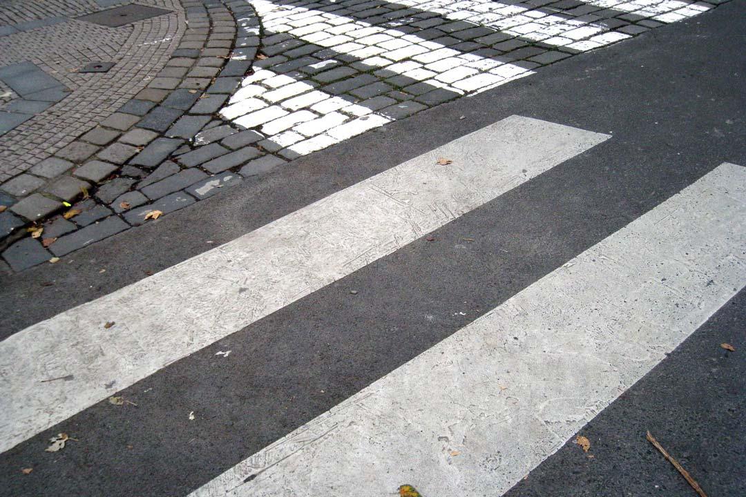 Pedestrian crosswalk