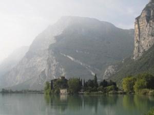 view of Garda Lake