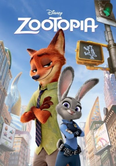 Mini-Oscars: for the best children's movies of 2016 voted on by children | Halfpint Design - Zootopia