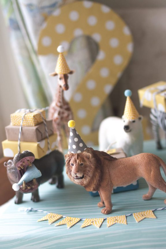 Mini-Oscars: for the best children's movies of 2016 voted on by children | Halfpint Design - Jungle Book inspired party animals