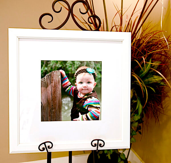 Butterfly First Birthday Party | Halfpint Design - Entrance image