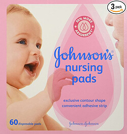 Practical Baby Shower Gifts for Breastfeeding Moms | Halfpint Design - Stop those leaks! These are the most comfortable and natural shaped disposable nursing pads on the market.