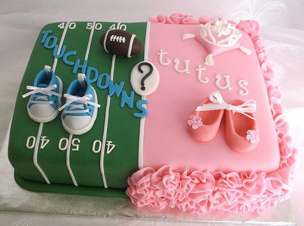 Humorous Gender Reveal Party Ideas Halfpint Party Design