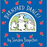 6th Birthday Book Party   Halfpint Design - What do you do at a book party? Read the birthday girls' favorite books of course! A favorite baby/toddler book is Barnyard Dance and everyone joined in on the action.