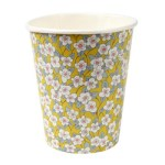 6th Birthday Book Party   Halfpint Design - Liberty Floral Paper Party cups, 9oz