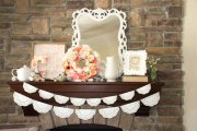 Sweet Little Peach Baby Shower