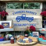 Farmer's Market Harvest Brunch